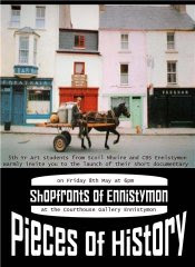 Pieces of History: Shop fronts of Ennistymon