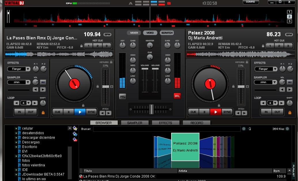 🔥 Virtual Dj Studio 7 7 6 Full Version + License Keygen