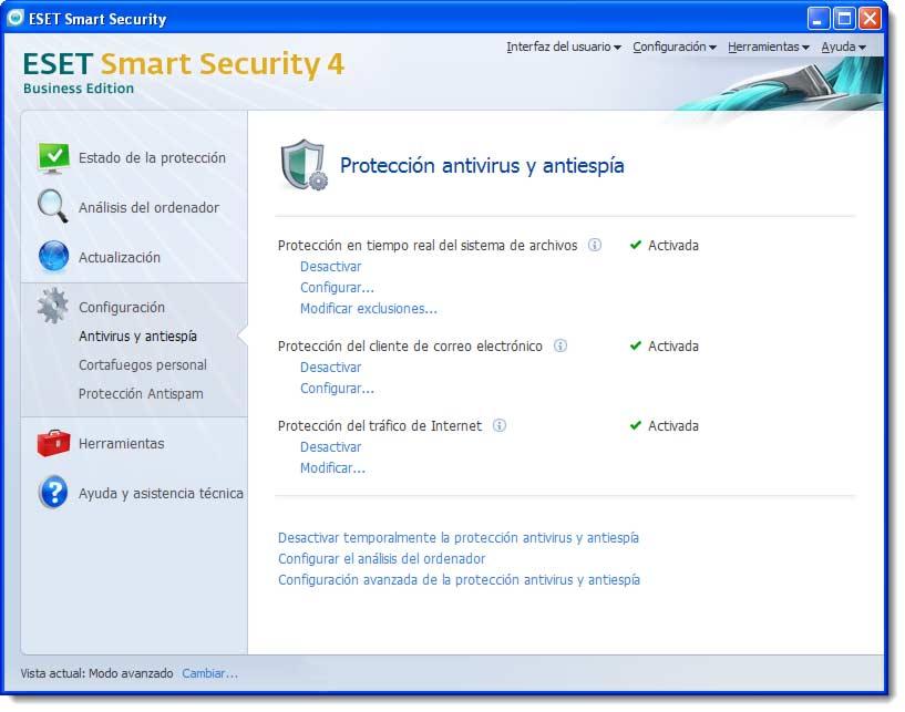 Descargar Antivirus Gratis Eset Smart Security 6 - Raffael