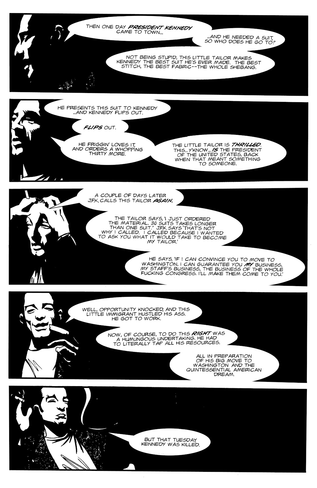 Read online Goldfish comic -  Issue # TPB (Part 3) - 18