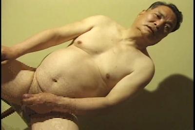 gay silver grandpa