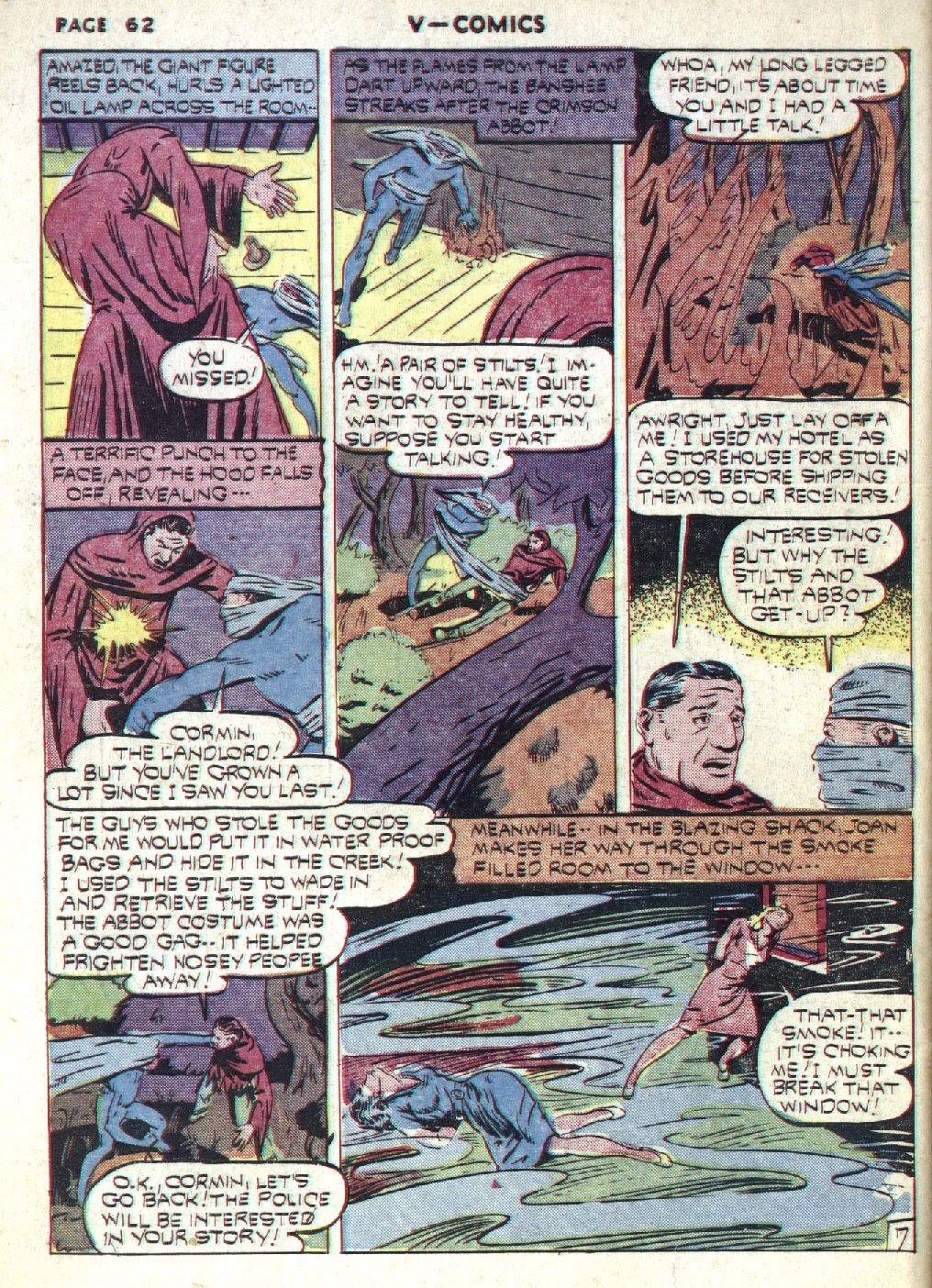 Read online V...- Comics comic -  Issue #1 - 63