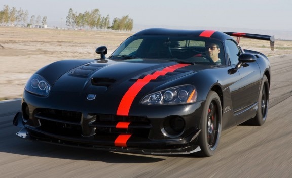 Car Photo Collections: 2010 Dodge Viper SRT10 ACR-X Photos