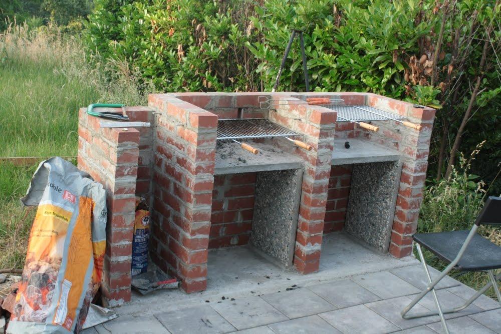 grill gemauert free grill selbst gemauert with grill gemauert beautiful dieser grill kann. Black Bedroom Furniture Sets. Home Design Ideas