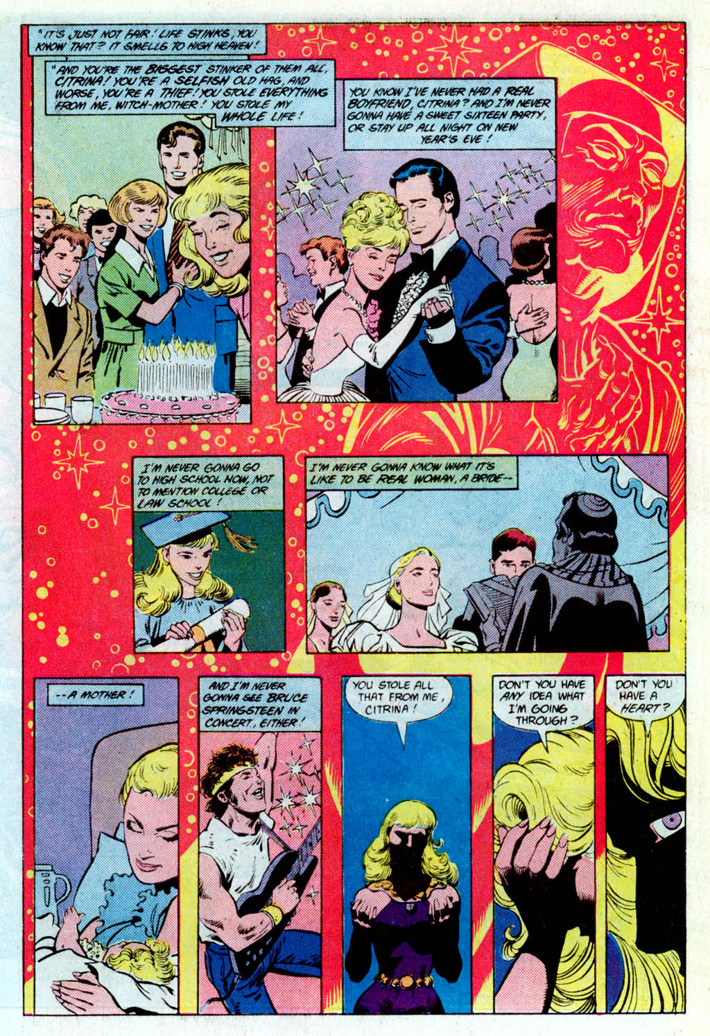 Read online Amethyst (1985) comic -  Issue # _Special 1 - 2