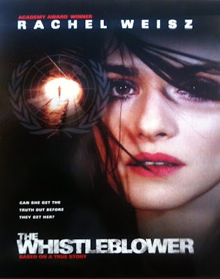 Rachel Weisz Whistleblower