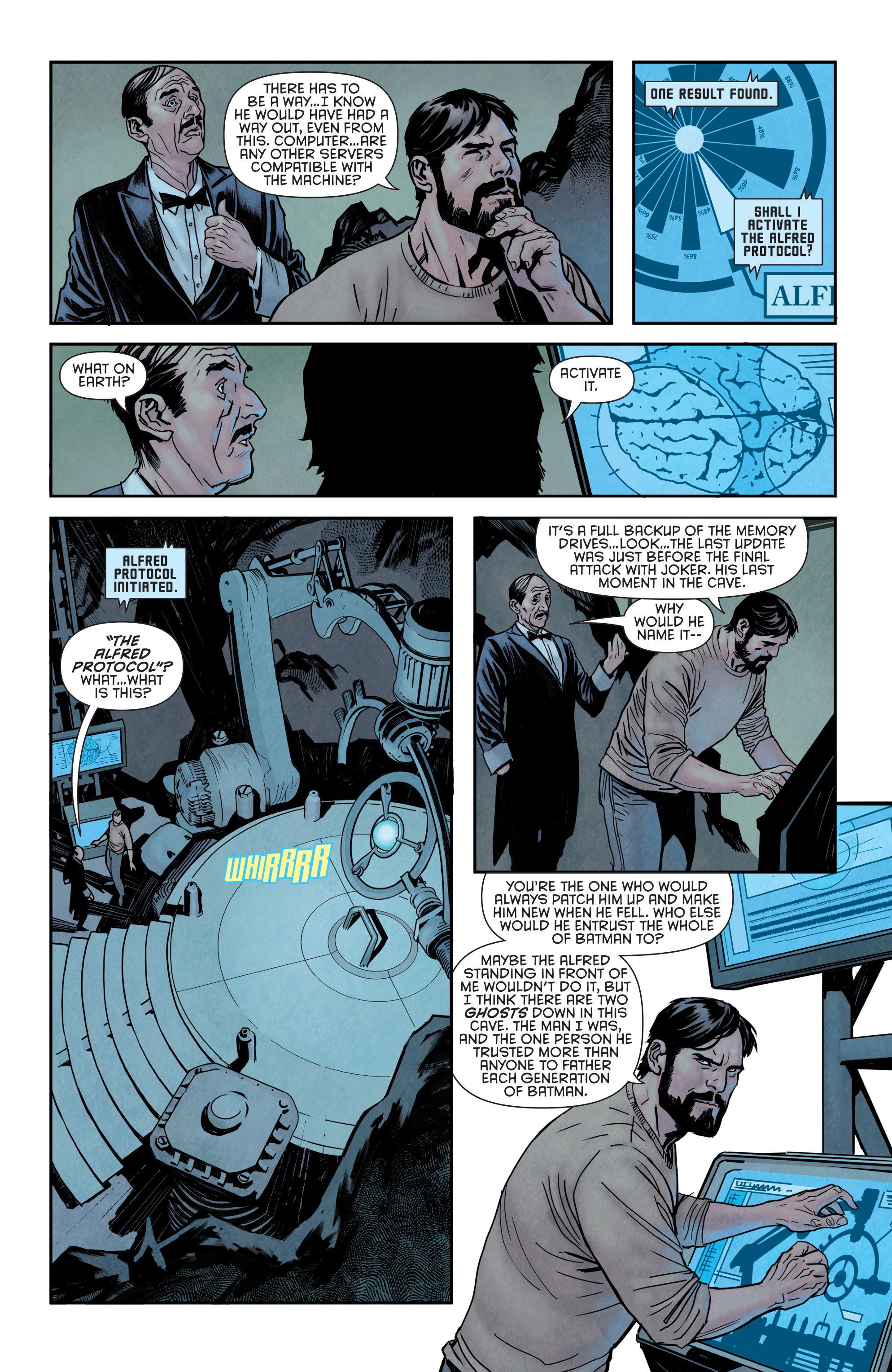 Read online Batman (2011) comic -  Issue # _TPB 9 - 83