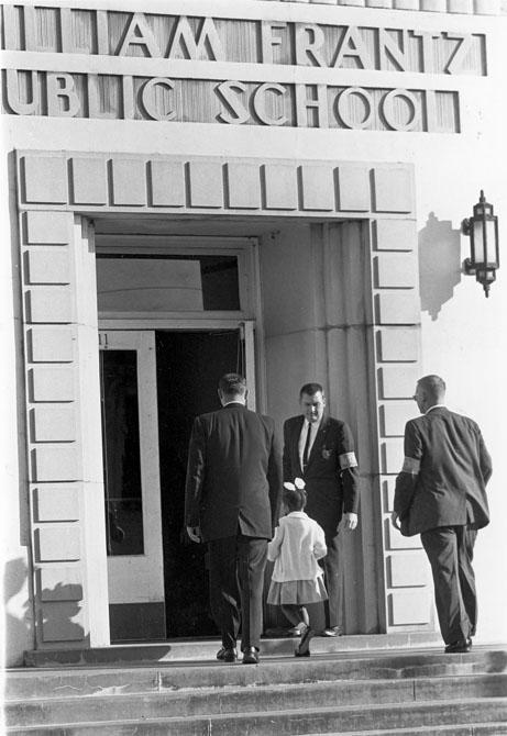 The 60s At 50 Monday November 14 1960 Integration Of