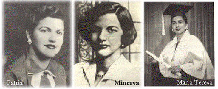 The '60s at 50: Friday, November 25, 1960: Mirabal sisters ...