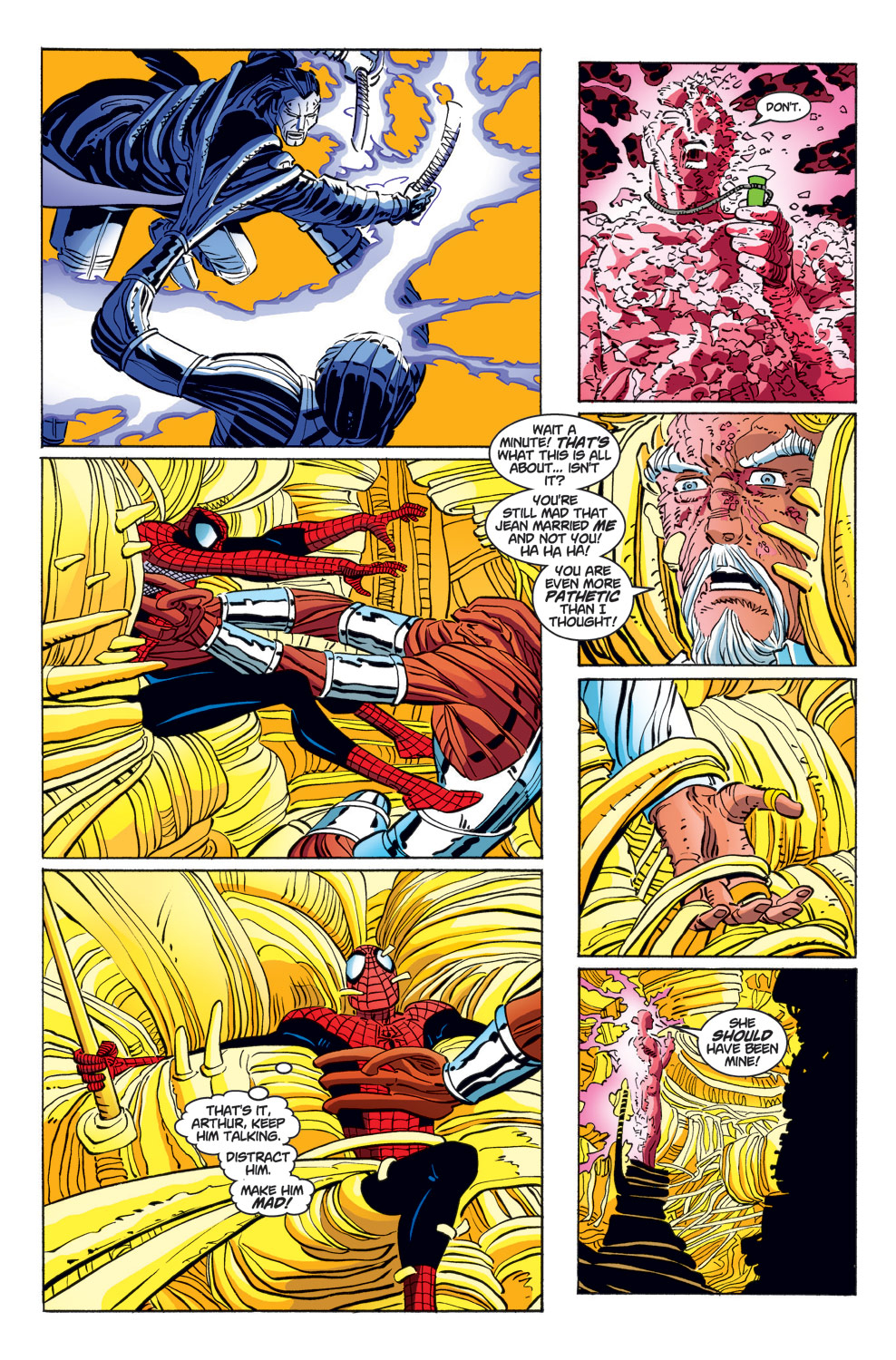 The Amazing Spider-Man (1999) 24 Page 16