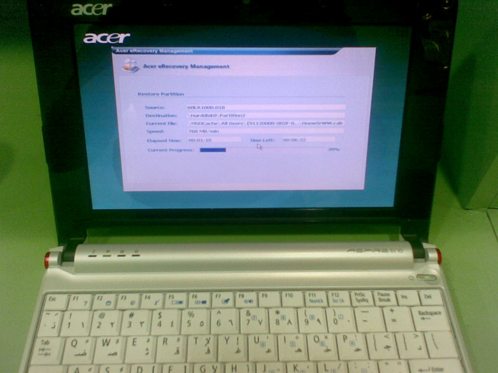 all about GSM: how to reinstall windows xp in acer aspire