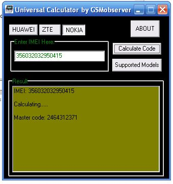 all about gsm huawei and zte unlock code calculator. Black Bedroom Furniture Sets. Home Design Ideas