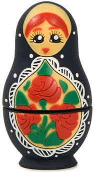 Babushka USB flash drive