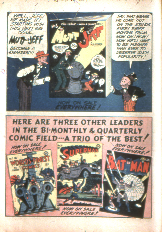 Read online Sensation (Mystery) Comics comic -  Issue #11 - 32