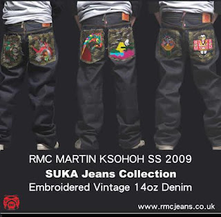 2009 SUKA Jeans Collection