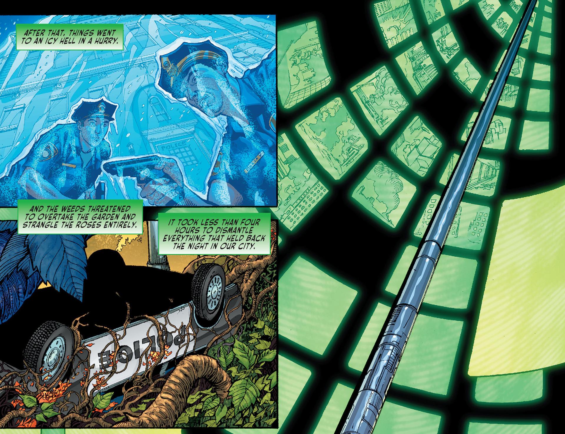 Read online Sensation Comics Featuring Wonder Woman comic -  Issue #1 - 5