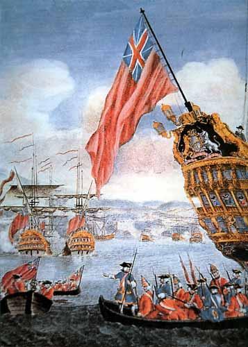 Graphic Firing Table Decisive Battles Bunker Hill 1775