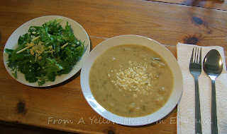 soup and salad