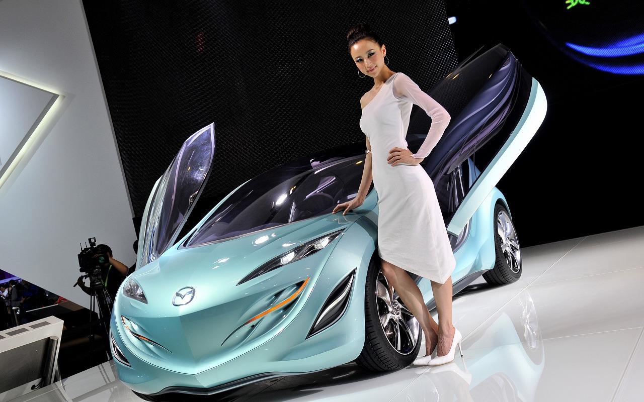 автосалон в пекине фото солярис наиболее важных элементов