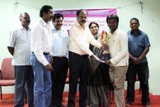 Ravi Teja emerges 2nd KCF - Rotary Club of Madras Mount