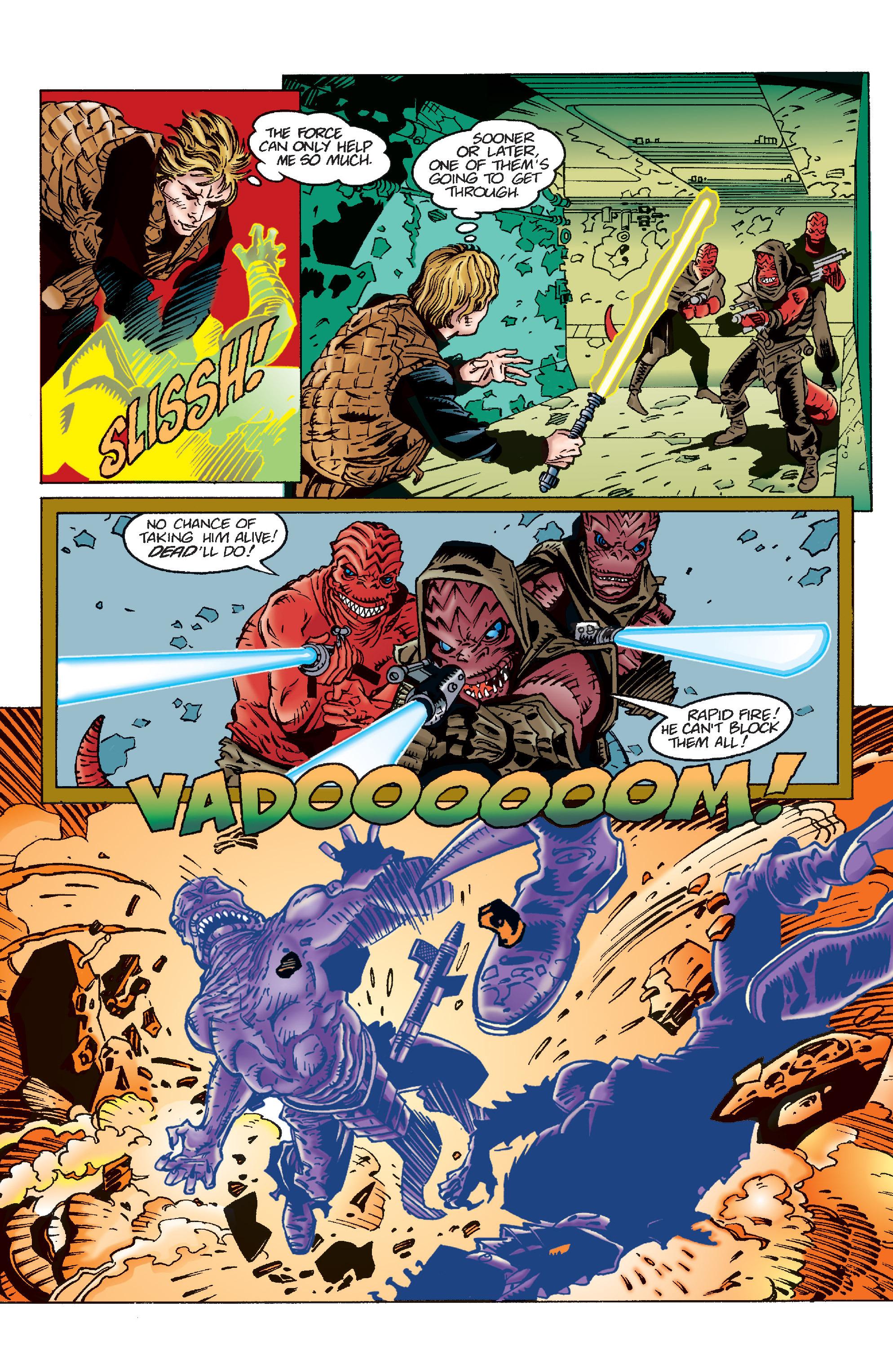 Read online Star Wars Omnibus comic -  Issue # Vol. 11 - 108