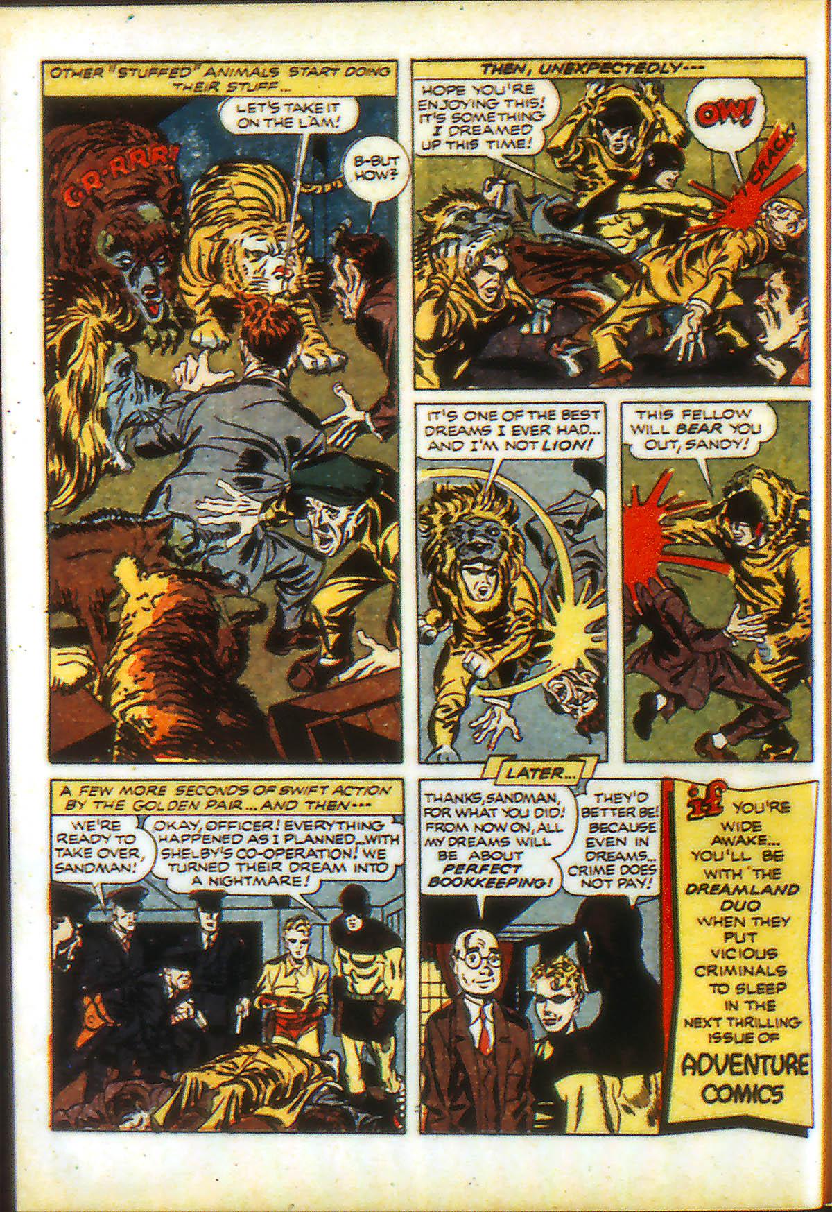 Read online Adventure Comics (1938) comic -  Issue #89 - 12