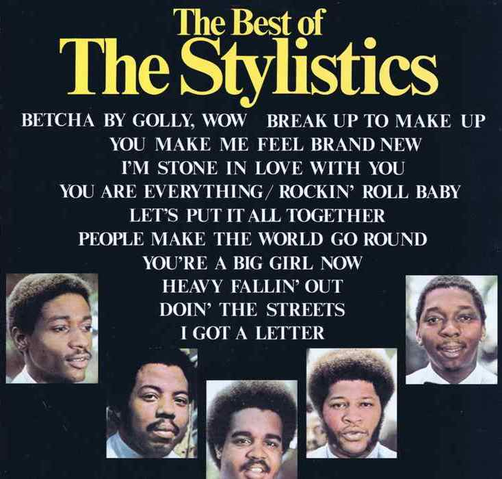 stylistics break up to make up