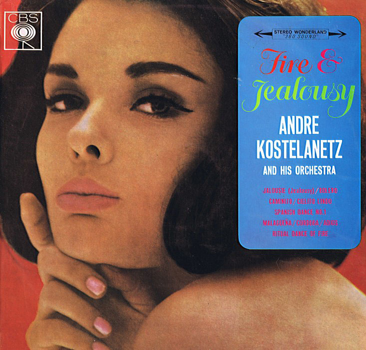 My Music Movies and Mutterings: MUSIC #75: ANDRE KOSTELANETZ