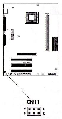 Computer Mainboard: Connectors