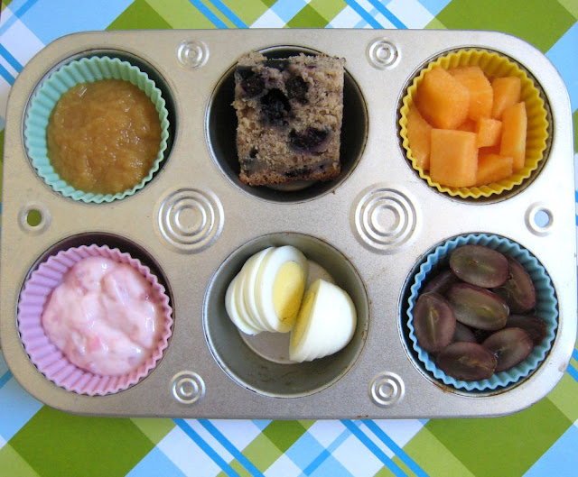 Muffin Tin Monday Alphabet