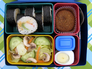 Sushi Bento Laptop Lunch