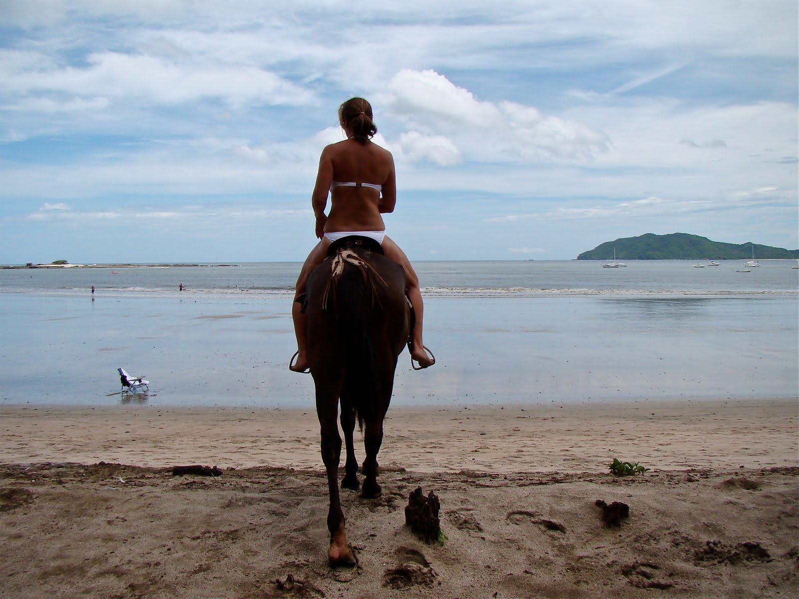 Rider Daily Horseback Rica PhotoBikini TamarindoCosta uTK1cFlJ3