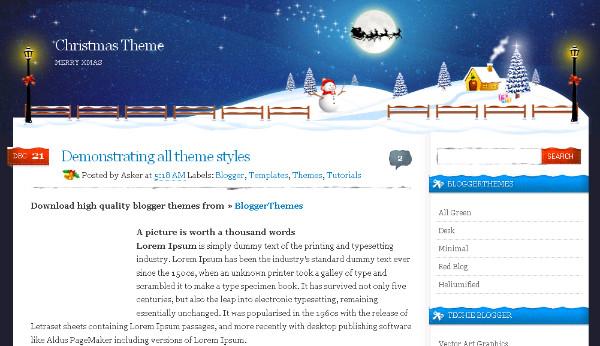 আপনি কি একজন ব্লগার ডেভলোপার? 50 Best New Blogger Templates