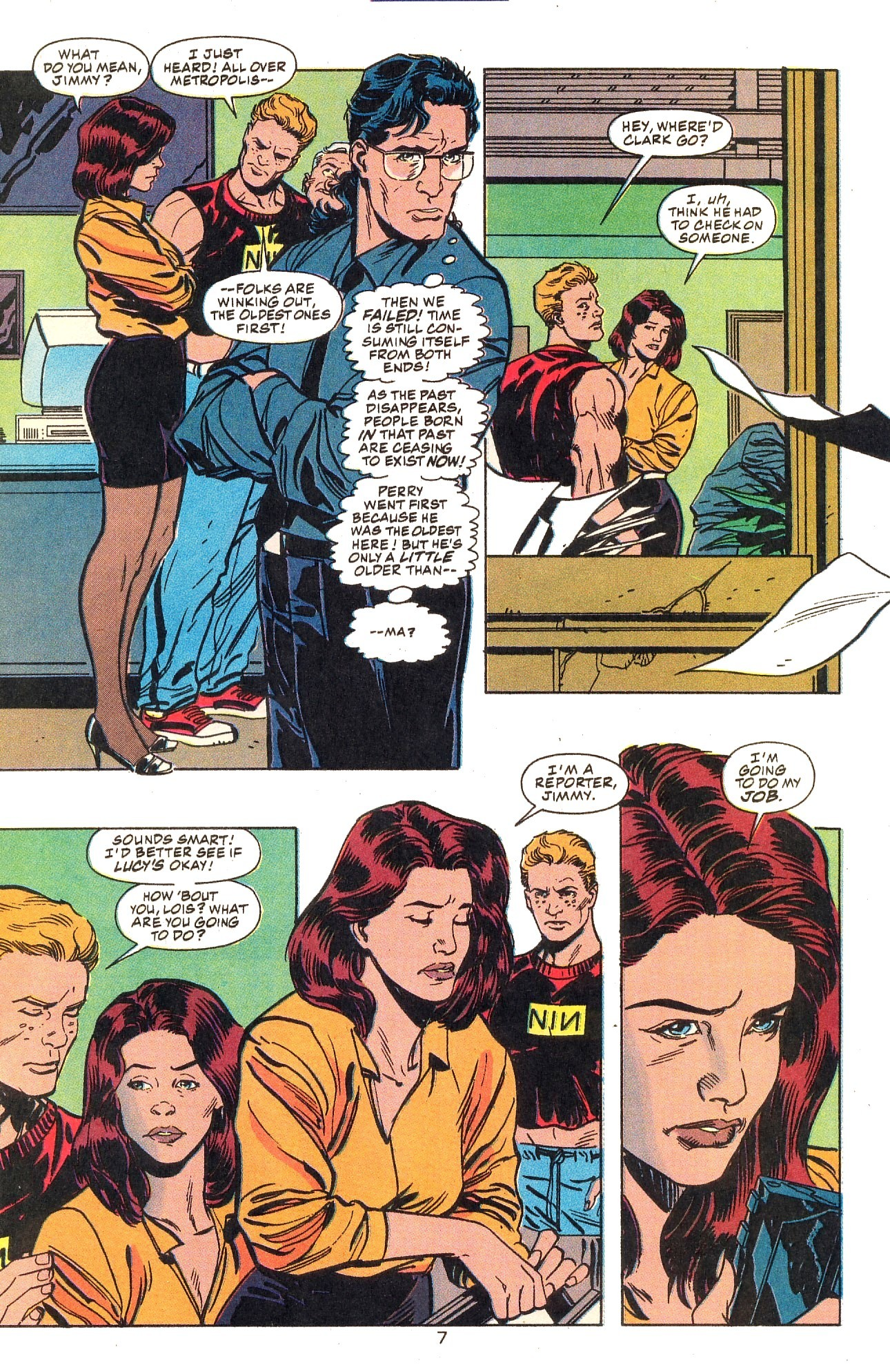 Action Comics (1938) 703 Page 9