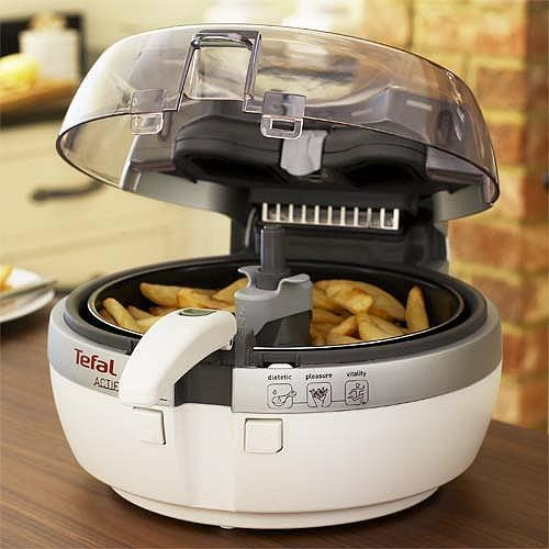 Weighty Matters T Fal Actifry Hands On Review World S