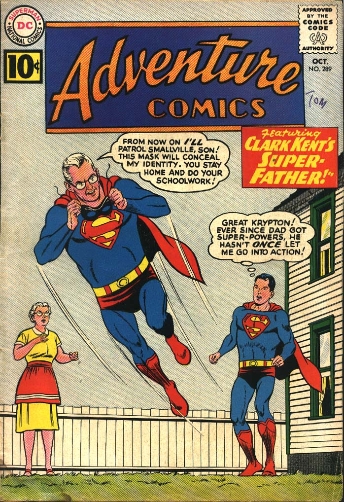 superboy silver age