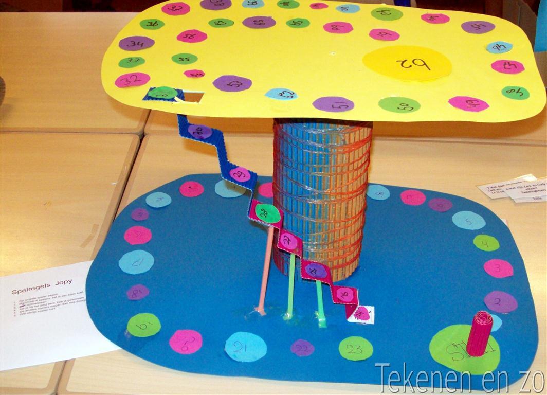 Fabulous Tekenen en zo: Ontwerp je eigen bordspel! @QK95