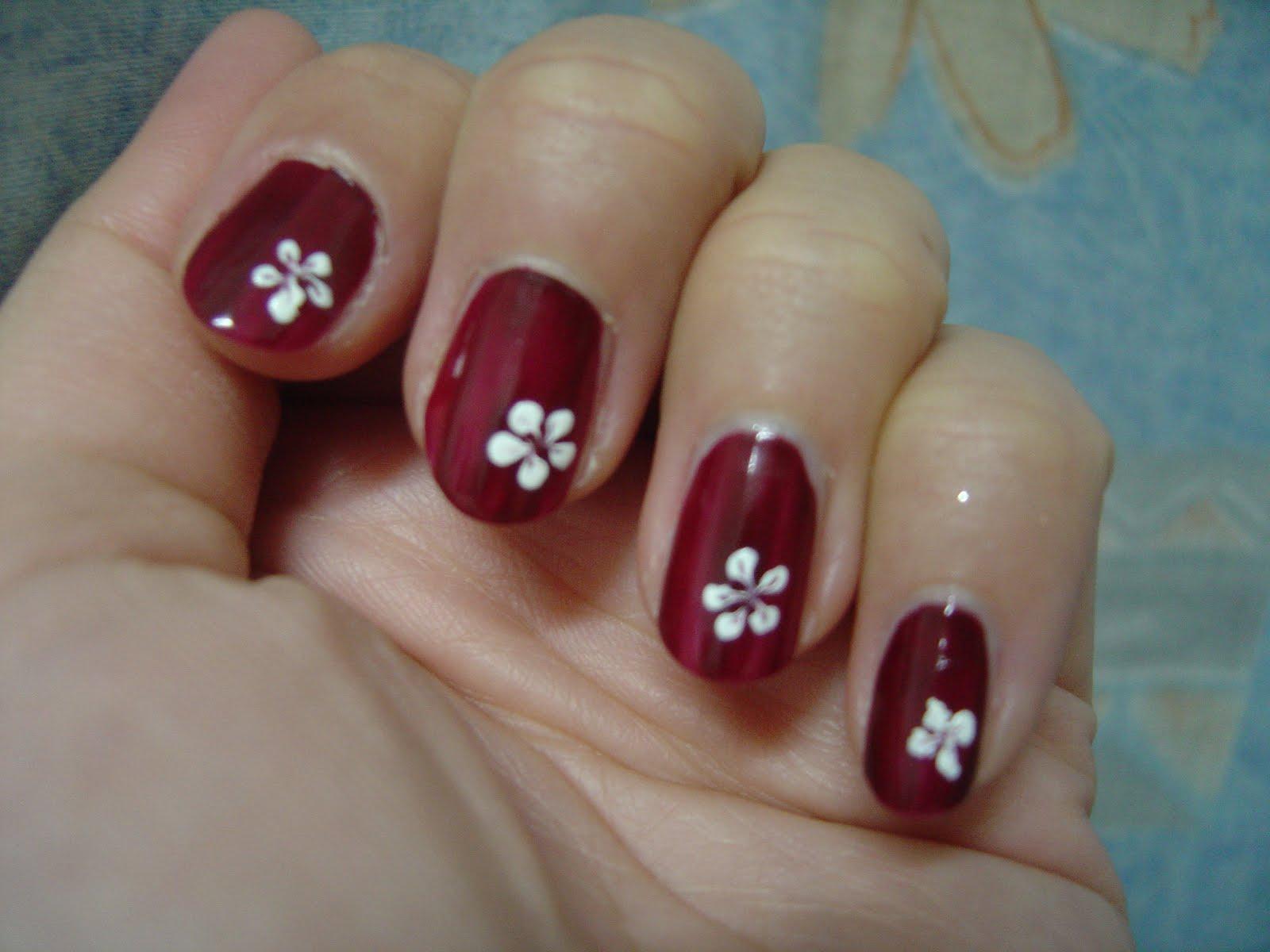 Flower Nail Designs 2015