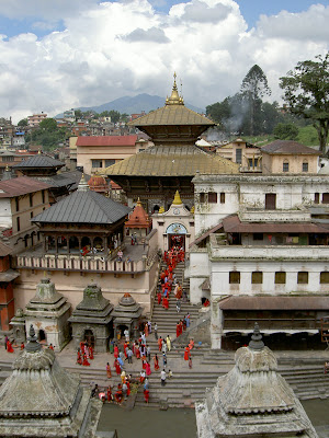 Indian Temples Amp Iconography Pashupatinath Temple Nepal