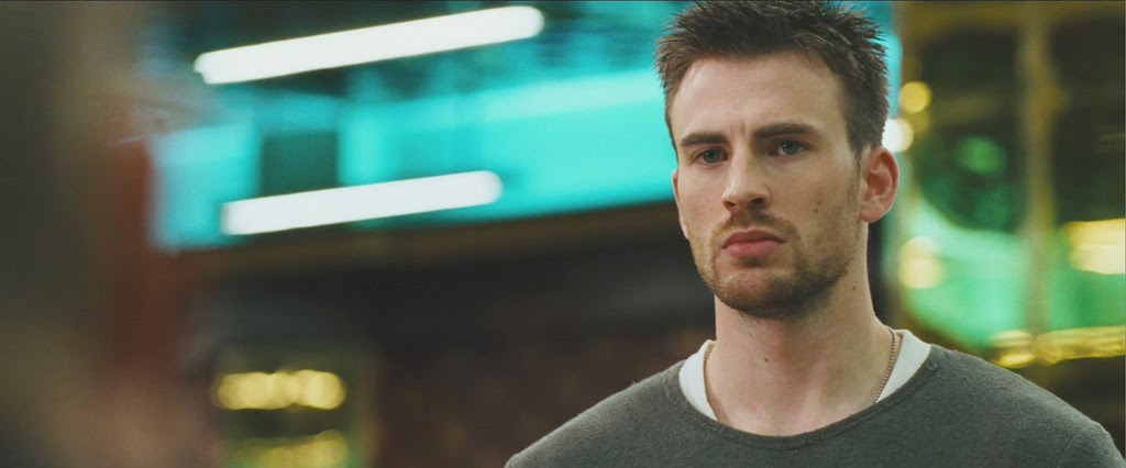 The Chris Evans Blog: ...