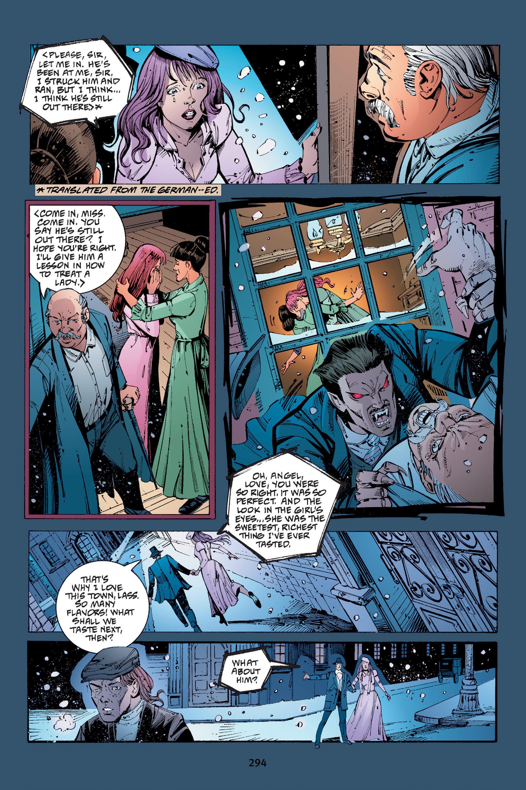 Read online Buffy the Vampire Slayer: Omnibus comic -  Issue # TPB 4 - 291
