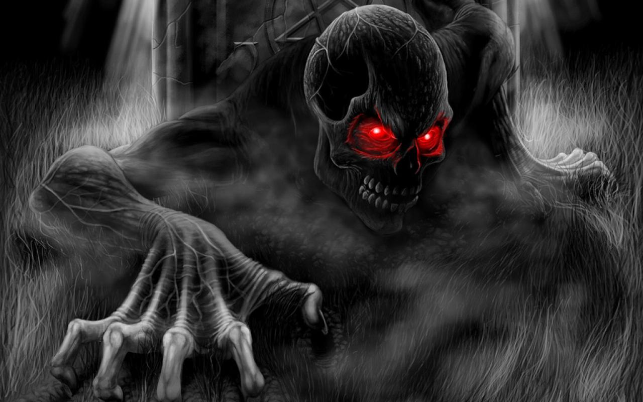 Horror Animated Wallpaper Free Download For Pc: Best Backgrounds: Halloween Wallpapers 1280x800 WideScreen