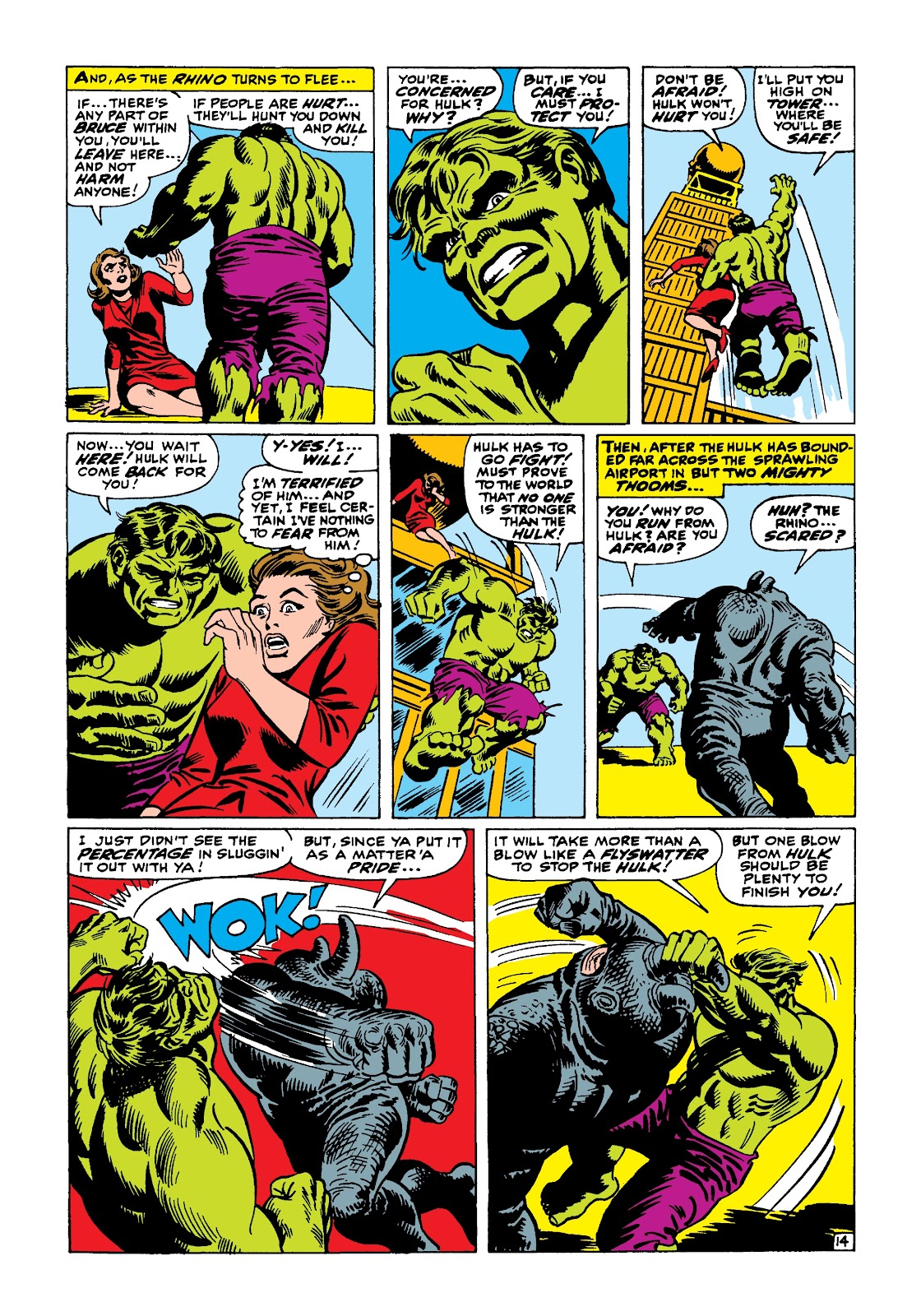 Read online Marvel Masterworks: The Incredible Hulk comic -  Issue # TPB 4 (Part 1) - 42