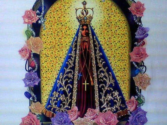 Papel De Parede Nossa Senhora Aparecida: DE TUDO UM POUCO...: NOSSA SENHORA APARECIDA NOSSA MÃE