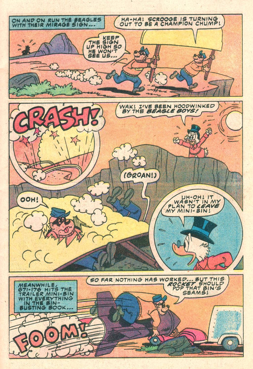Read online Uncle Scrooge (1953) comic -  Issue #198 - 9