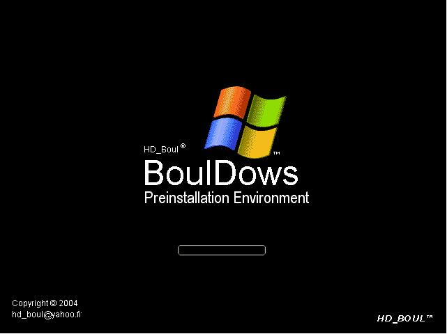 bouldows windows 7
