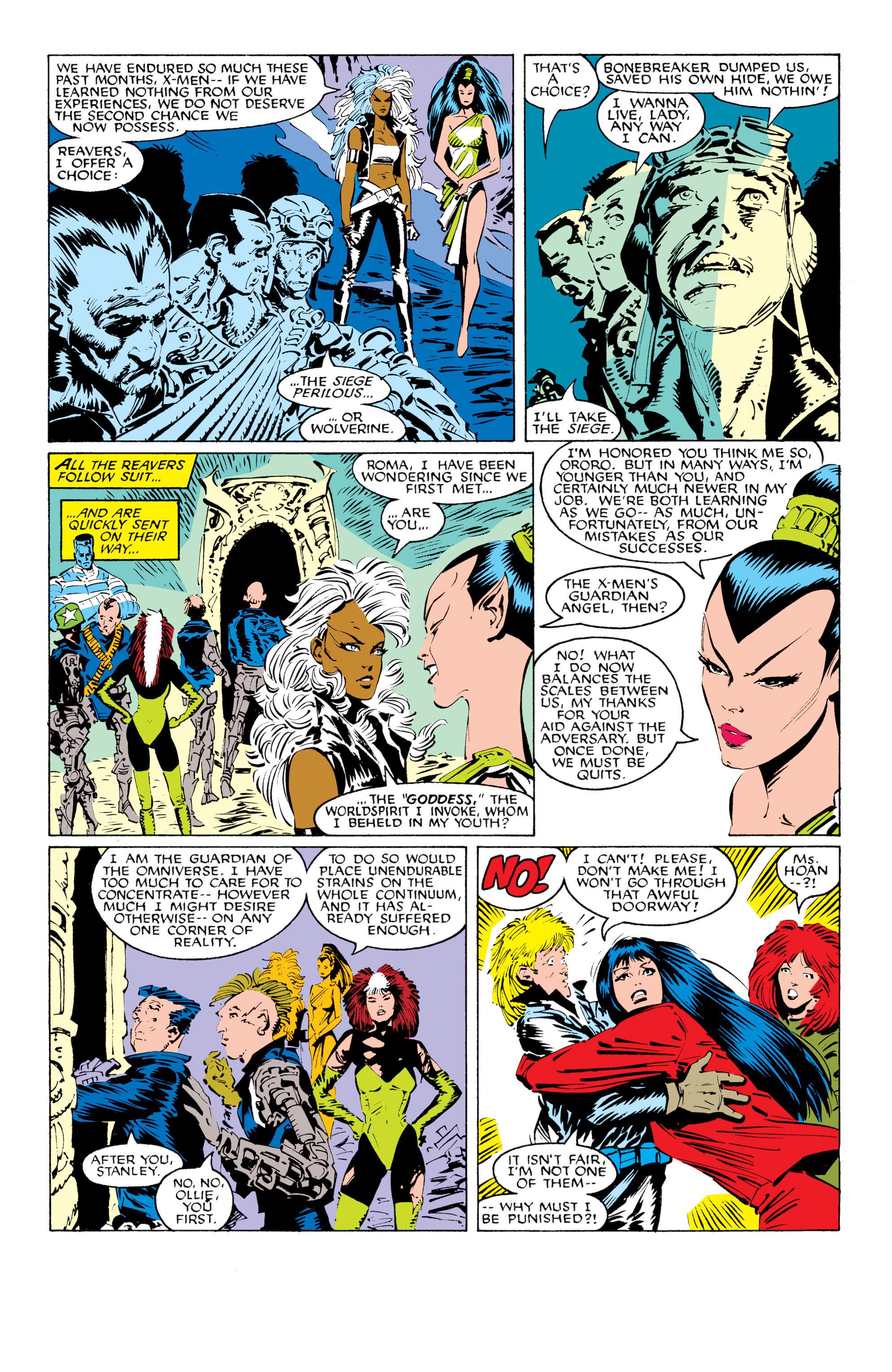 Read online Uncanny X-Men (1963) comic -  Issue #229 - 20