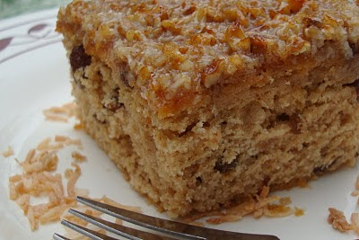 Mennonite Girls Can Cook Applesauce Bee Sting Cake
