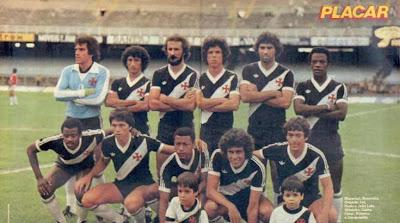ÁLBUM DO VASCO DA GAMA  Vasco da Gama 1981 34a9321824ab6