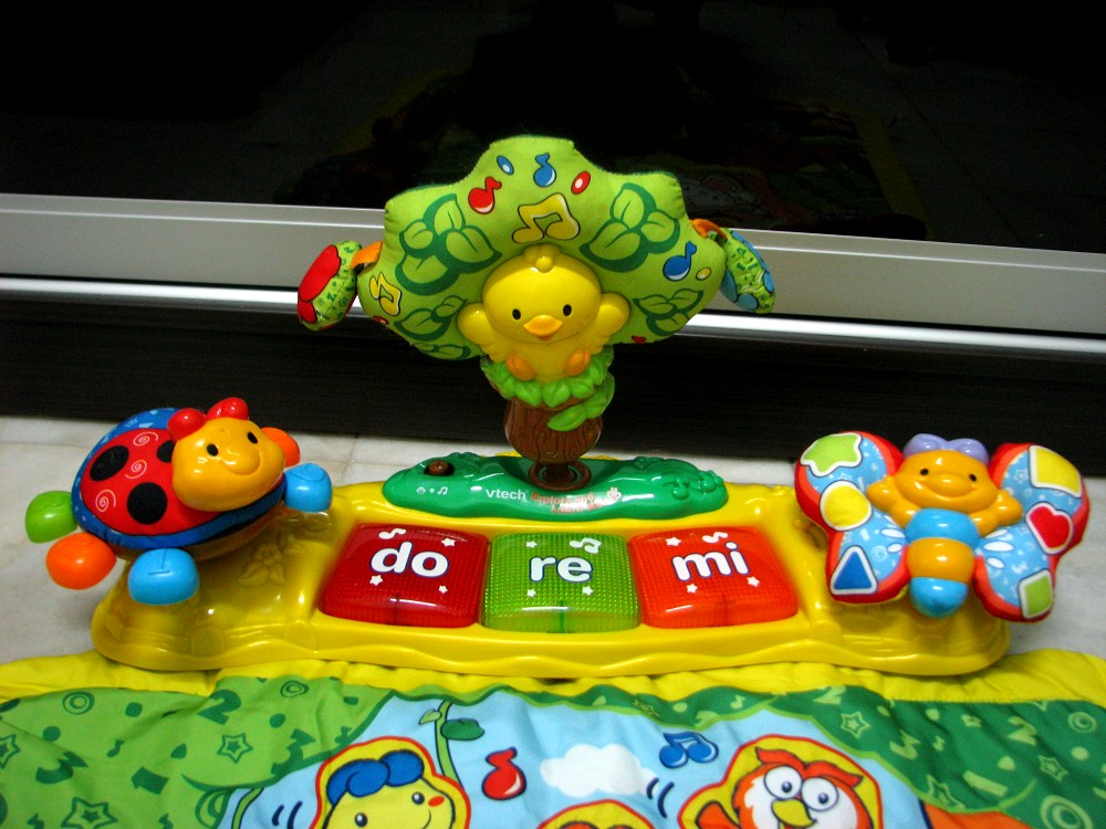 Kiddy Parlour Sold Gallery Vtech Explore Learn Mat